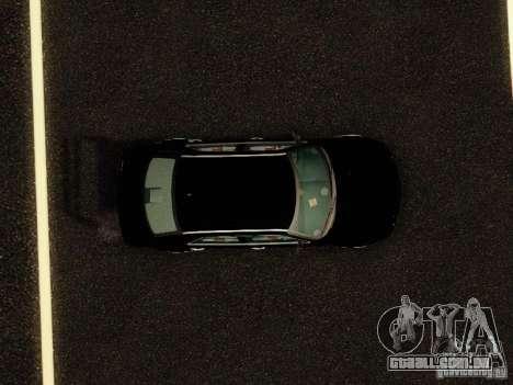 Chrysler 300C VIP para GTA San Andreas vista traseira