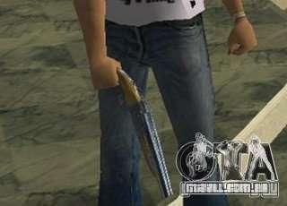 Max Payne 2 Weapons Pack v2 para GTA Vice City por diante tela