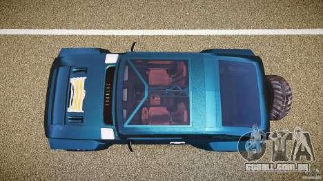 Hummer HX para GTA 4 vista direita