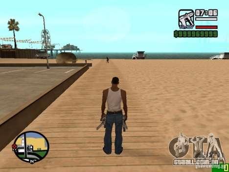Mudança do radar de zoom para GTA San Andreas