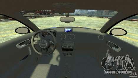 Audi A1 para GTA 4 vista direita
