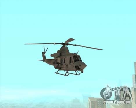 UH-1 Iroquois para GTA San Andreas