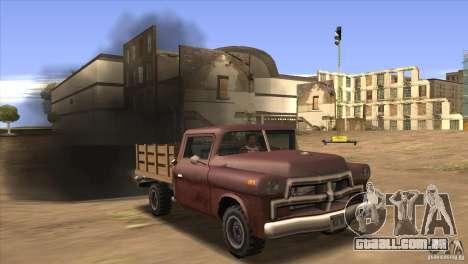 Diesel v 2.0 para GTA San Andreas
