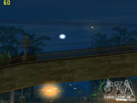 GTA SA IV Los Santos Re-Textured Ciy para GTA San Andreas sétima tela