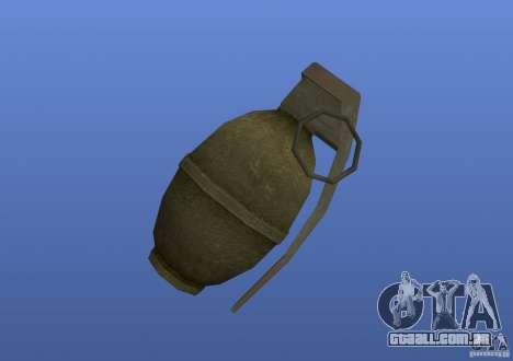 Weapon Textures para GTA 4 oitavo tela