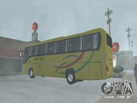 Yanson Viking - CERES TOURS 6279 para GTA San Andreas vista interior