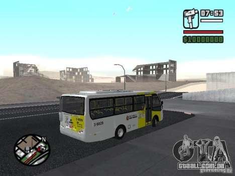 Induscar Caio Piccolo para GTA San Andreas vista direita