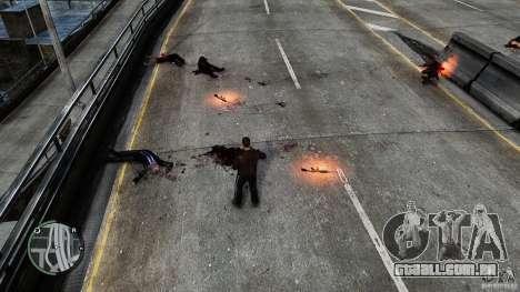 Blood-Mod v6.0 para GTA 4 segundo screenshot