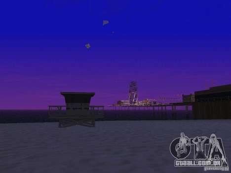Timecyc novo para GTA San Andreas segunda tela
