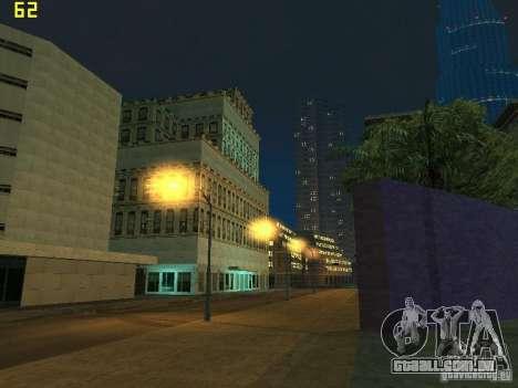 GTA SA IV Los Santos Re-Textured Ciy para GTA San Andreas décima primeira imagem de tela