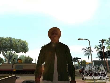 Act Dead para GTA San Andreas segunda tela
