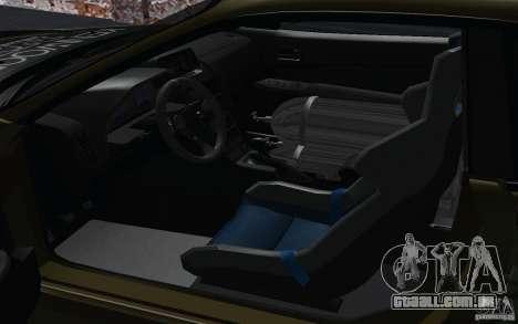 Nissan Skyline GT-R para GTA San Andreas vista direita