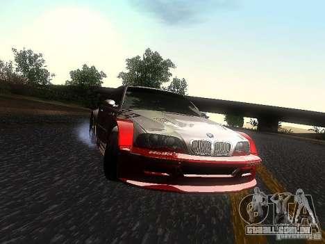 BMW M3 GTR1 para GTA San Andreas