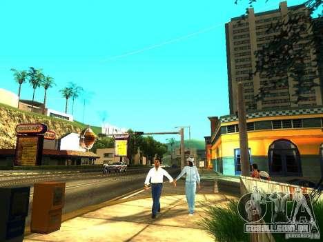 EnbSeries by gta19991999 v2 para GTA San Andreas segunda tela