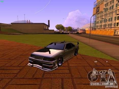 New Racing Style Fortune para GTA San Andreas