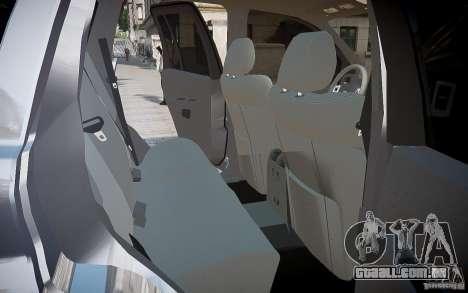 Jeep Grand Cheroke para GTA 4 rodas