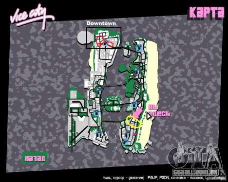 New Downtown: Shops and Buildings para GTA Vice City décima primeira imagem de tela