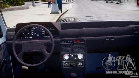 Fiat Duna 1.6 SCL [Beta] para GTA 4 vista direita