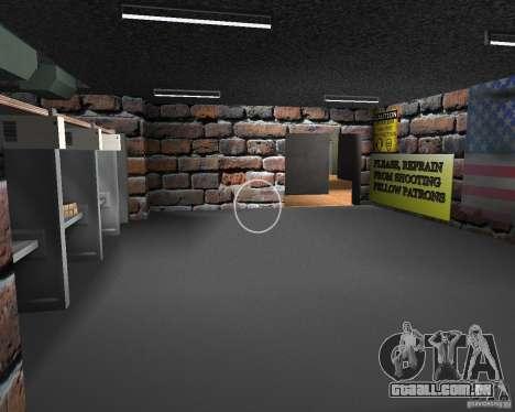 New Downtown: Ammu Nation para GTA Vice City por diante tela
