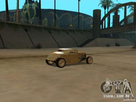 GFX Mod para GTA San Andreas sétima tela