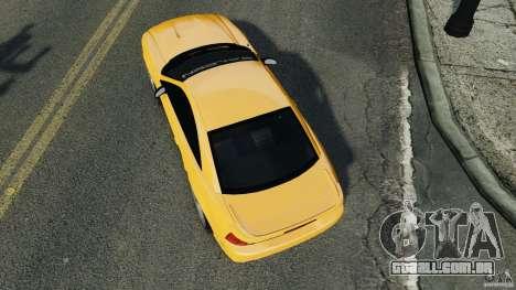 Saleen S281 2000 para GTA 4 vista direita