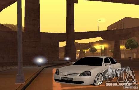 LADA priora, v. 2 para GTA San Andreas