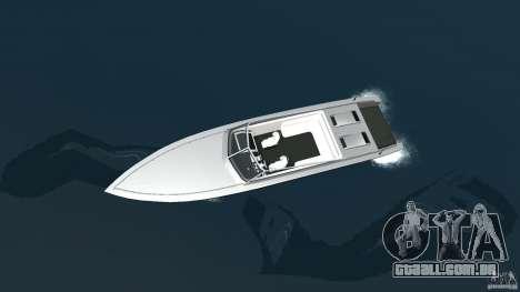 Novo Jetmax para GTA 4 vista direita