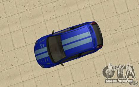 Ford Focus-Grip para GTA San Andreas vista direita