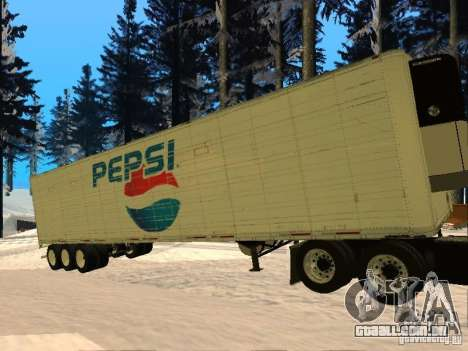Trailer Artict3 para GTA San Andreas vista interior