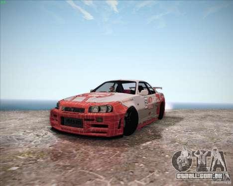 Nissan Skyline Z-Tune v2.0 para GTA San Andreas