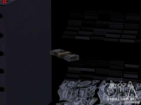 Assalto a banco para GTA San Andreas