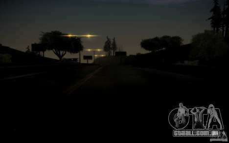 SA Illusion-S V1.0 Single Edition para GTA San Andreas oitavo tela