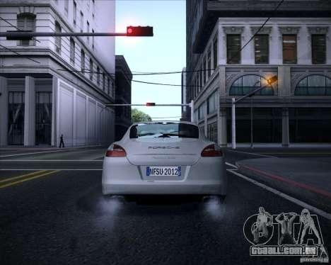 ENBseries by slavheg v2 para GTA San Andreas quinto tela