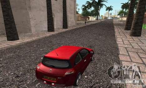 New Groove para GTA San Andreas segunda tela
