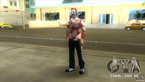 Peles de Pak para GTA Vice City por diante tela