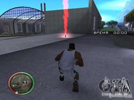 Dinamite MOD para GTA San Andreas