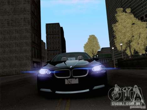 Realistic Graphics HD 4.0 para GTA San Andreas sexta tela