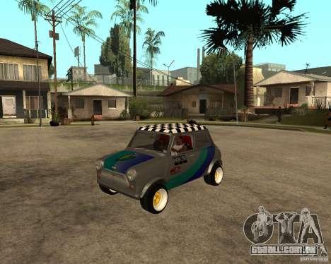 Mini Cooper para GTA San Andreas