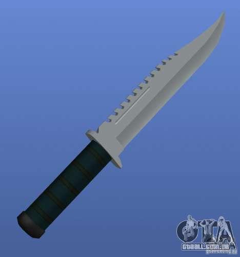 Weapon Textures para GTA 4 nono tela