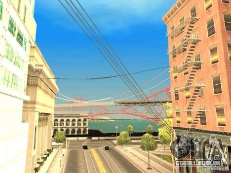 New Sky Vice City para GTA San Andreas oitavo tela