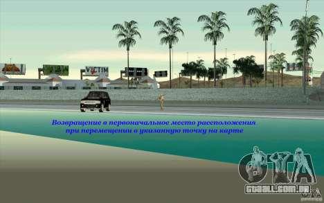 Skorpro Mods Vol.2 para GTA San Andreas segunda tela