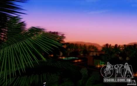 Nova Tajmcikl para GTA San Andreas décimo tela
