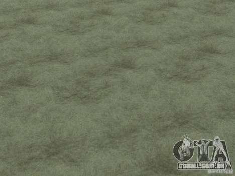 HD texturas de fundo do mar para GTA San Andreas sexta tela