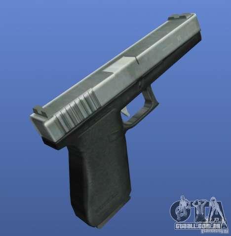 Mega Gun Pack (Chrom) para GTA 4 por diante tela