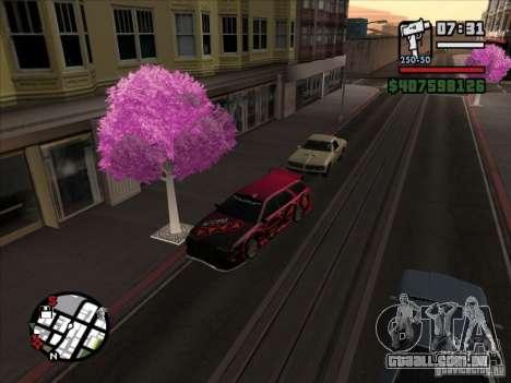 Pequenas curiosidades para GTA San Andreas sétima tela