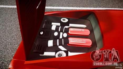 Ferrari 288 GTO para GTA 4 vista inferior
