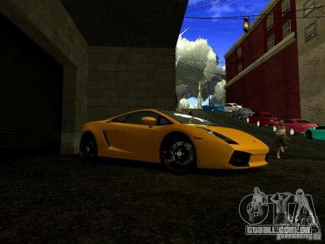 Queen Unique Graphics HD para GTA San Andreas segunda tela