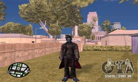 Nightcrawler Skins Pack para GTA San Andreas