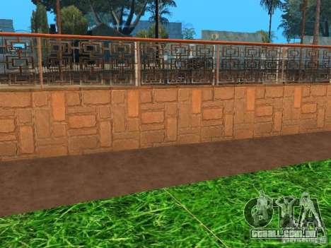 Novos motéis para GTA San Andreas quinto tela