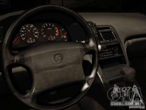 Nissan 300ZX Drift para GTA San Andreas vista direita